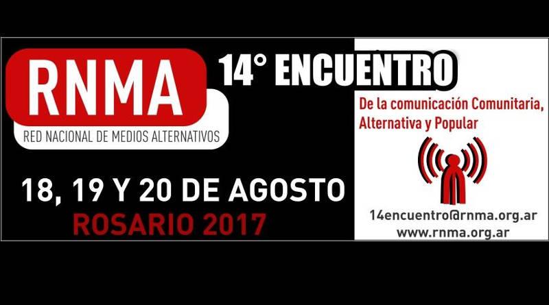 Rosario recibirá al 14º Encuentro de la Comunicación Comunitaria