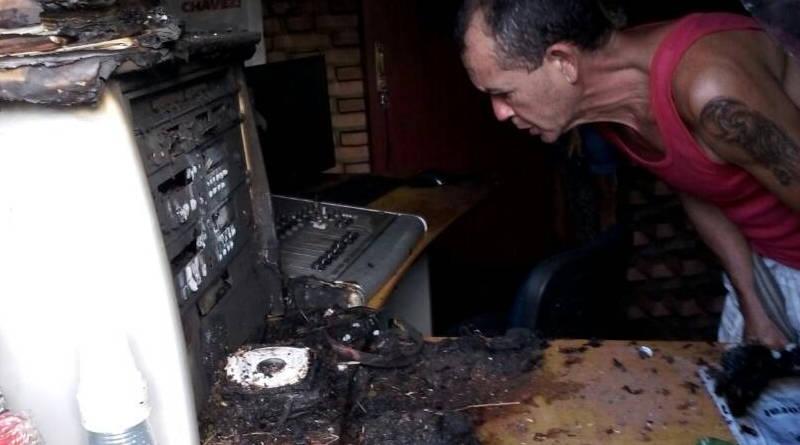 Radio comunitaria en Venezuela fue blanco de ataque incendiario