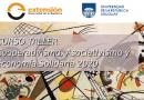 Curso Taller de Cooperativismo, Asociativismo y Economía Solidaria 2020