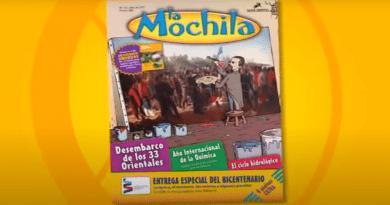 La Mochila libera material para aprender en casa
