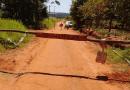 Comunidades indígenas cierran accesos para evitar la llegada del coronavirus