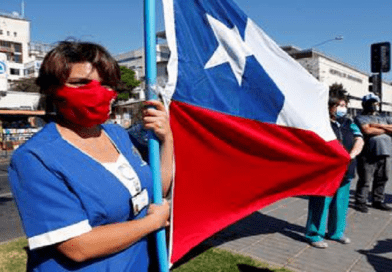 Chile: La gente va a seguir protestando hasta que la dignidad se haga costumbre